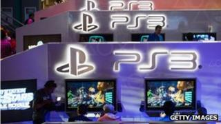 PlayStation 3 at E3 trade show