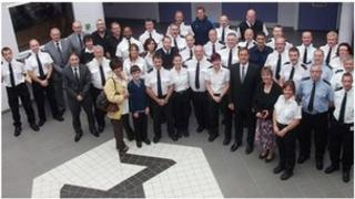 Isle of Man Prison Officers