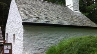 The trader's house in St Fagans
