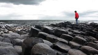 The Giant's Causeway was declared a Unesco World Heritage Site in 1986