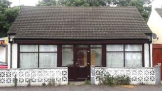 The property in Fairfax Road, Westcliff-on-Sea
