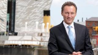 New Titanic Quater CEO David Gavaghan