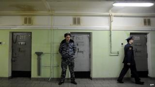 Butyrka prison, Moscow