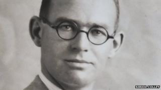 Gareth Jones, circa 1932