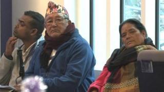 Gurkha help centre in Ashford