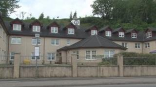 Dachaigh Chùraim Wyvis House