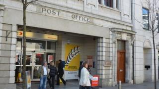 Broad Street post office