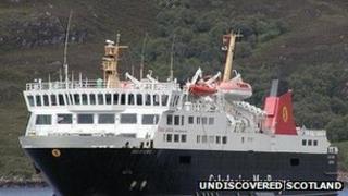 MV Eilean Leòdhais