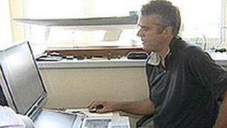 Michael Newman, 53, from Suffolk