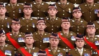 1st Battalion of The Argyll and Sutherland Highlanders