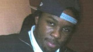 Victim Jordan Malutshi