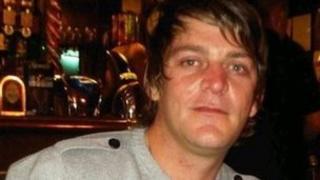 Victim Wayne Mitchell