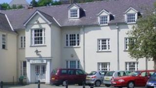 Bangor town hall