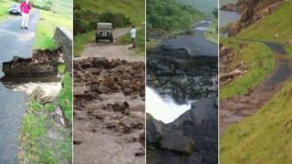 Mull floods