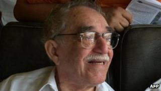 Gabriel Garcia Marquez in 2007