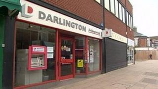 Darlington Building Society in Hartlepool