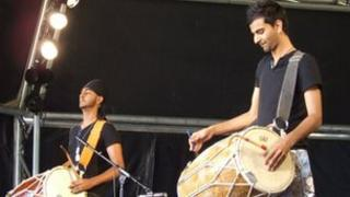 The Power of Dohl at Ipswich Mela