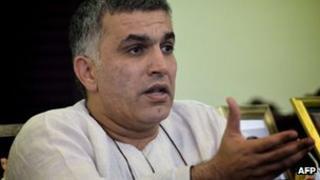 Nabeel Rajab (27 June 2012)