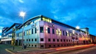 petrofac building