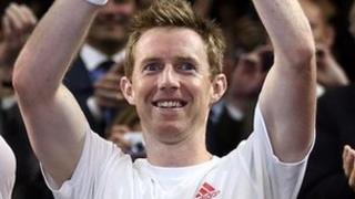 Wimbledon men's doubles champion Jonathan Marray