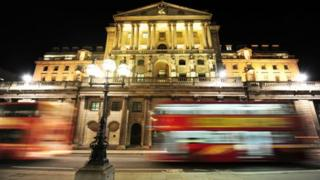 The Bank of England has been the government's banker since 1694