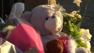 Tributes to the five children who died in the fire
