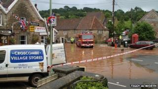 Croscombe, Somerset
