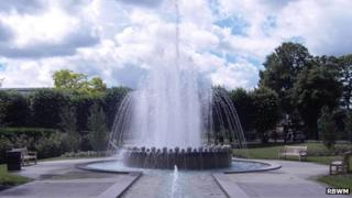 The Jubilee Fountain