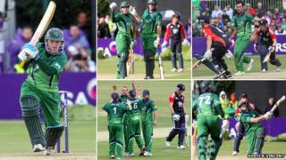 Irish cricketers