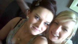 Kayleigh and Nicola Scott