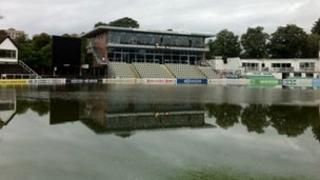 Flooding at New Bridge