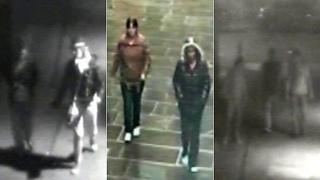 Potential witnesses which police want to speak to