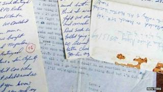 Flaherty's letters