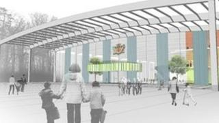 Notre Dame College plans