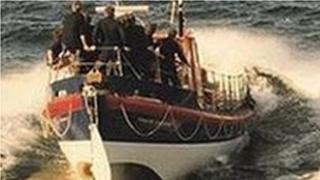 The Solomon Browne lifeboat
