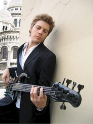 Kyle Eastwood is one of the big names at this year's festival