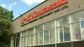 Kawasaki Precision Machinery, Plymouth