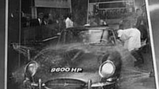 E-type in production