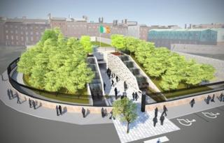 Journey of Light memorial plan