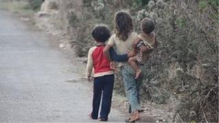 Syrian war children (23 Jul)