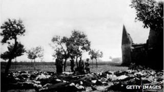 Lidice massacre