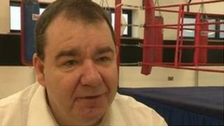 Michael Gallagher is regarded as one of the best boxing referees in the game