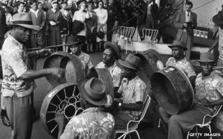 Trinidad All Steel Percussion Orchestra, 1952