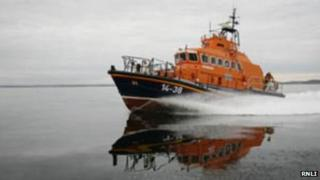 Troon lifeboat