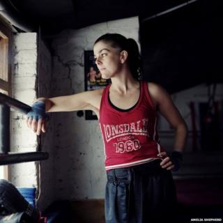 Female Fighters by Amelia Shepherd
