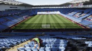 The City of Coventry Stadium