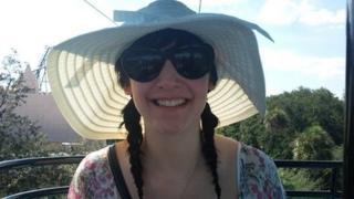 Charlotte Blackman - Facebook picture
