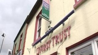 First Trust Bank in Belleek