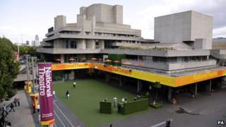 London's National Theatre