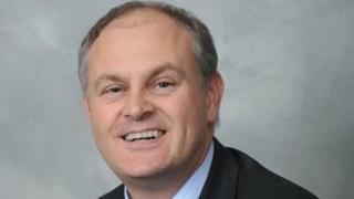 MP Stewart Jackson